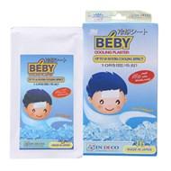 Miếng dán hạ sốt trẻ em Béby Cooling Plaster