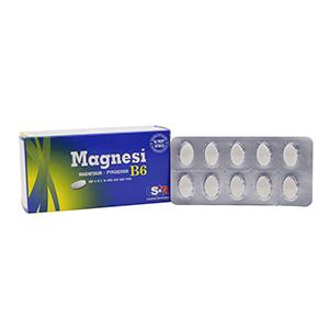 Thuốc Magnesi B6 Phong Phú...