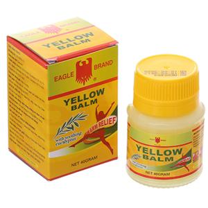 Cao vàng Con Ó Eagle Brand Yellow Balm 40g
