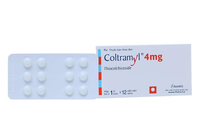 Coltramyl 4mg