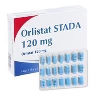 Thuốc Orlistat Stada 120mg hộp 42 viên