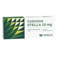Thuốc Cetirizine 10mg...