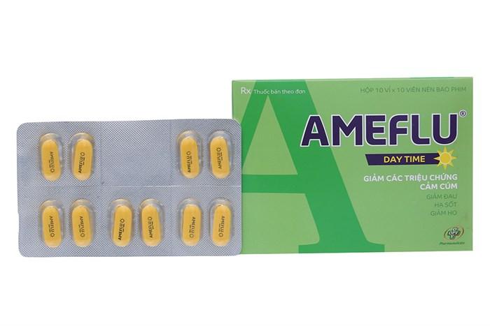 Thuốc Ameflu Daytime