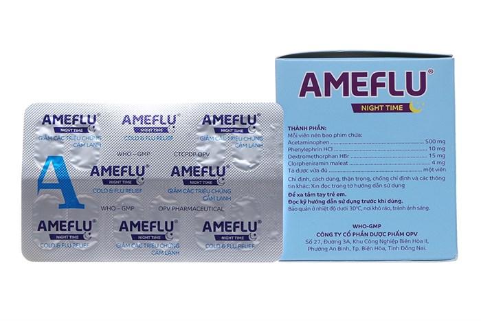 ameflu инструкция