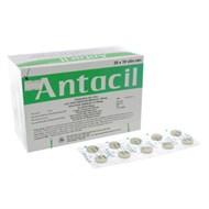 Thuốc Antacil hộp 25 vỉ