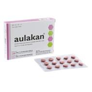Thuốc điều trị suy giảm trí nhớ Aulakan 40mg