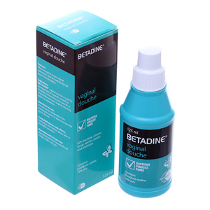 Betadine Vaginal Douche 125ml
