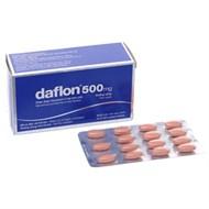 Thuốc Daflon 500mg hộp 60 viên