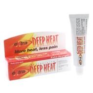 Kem bôi giảm đau, kháng viêm Deep Heat Extra 30g