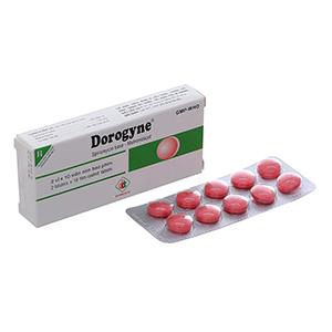Thuốc kháng sinh Dorogyne hộp 20 viên