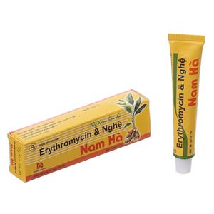 Kem trị mụn Erythromycin &...