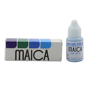 Thuốc bôi trị nhiễm trùng da, ghẻ ngứa, nấm Maica chai 8ml