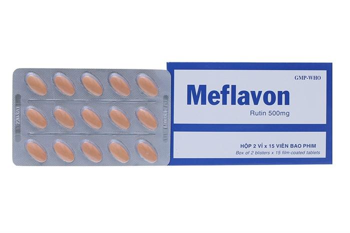 Meflavon 500mg