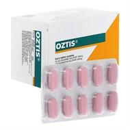 Thuốc giảm triệu chứng viêm khớp Oztis hộp 60 viên