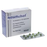 Thuốc trị sỏi mật Rowachol 100 viên