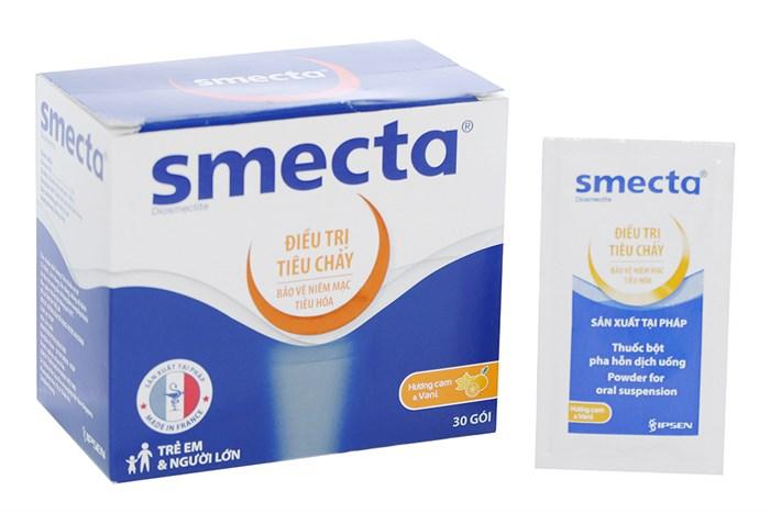 Thuốc Smecta hộp 30 gói