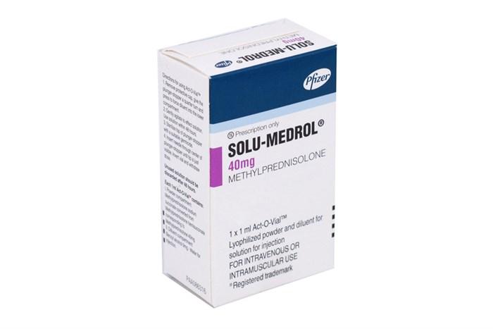 Thuốc tiêm Solu-Medrol 40mg