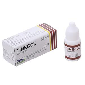 Kem bôi trị nấm da Tinecol 6g