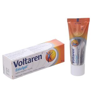 Gel bôi giảm đau, kháng viêm Voltaren 1% 20g
