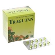 Thuốc trị ho, sát trùng đường hô hấp Tragutan