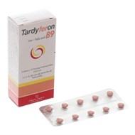 Thuốc Tardyferon B9 hộp 30 viên
