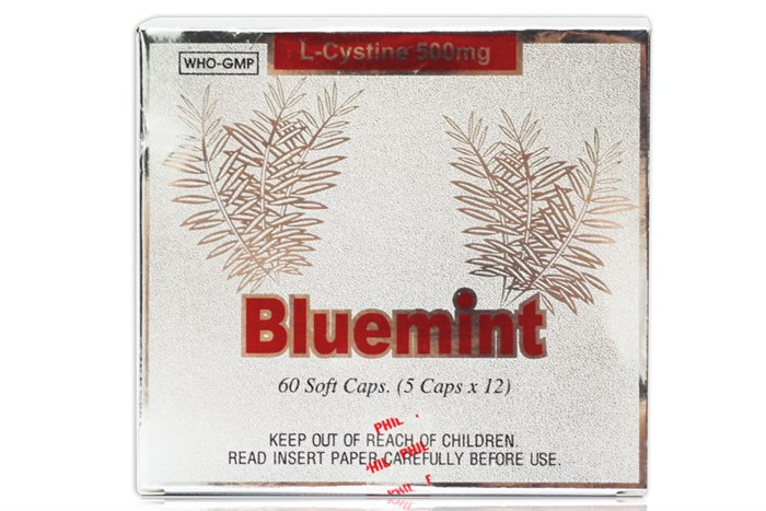 Thuốc Bluemint hộp 60 viên-Nhà thuốc An Khang