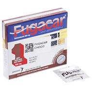 Thuốc tẩy giun Fugarcar 500mg vị chocolate hộp 1 viên