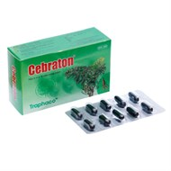 Thuốc bổ não Cebraton hộp 50 viên