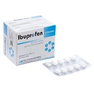 Thuốc giảm đau, kháng viêm Ibuprofen 400mg hộp 100 viên
