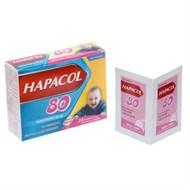 Thuốc Hapacol 80mg hộp 24 gói