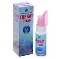 Xịt rửa mũi cho trẻ em...