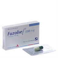 Thuốc trị nấm Fuzolsel 150mg