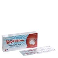 Thuốc kháng viêm Kidpredni hộp 50 viên