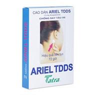 Miếng dán chống say xe Ariel TDDS 2 miếng