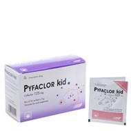 Thuốc kháng sinh Pyfaclor Kid 125mg