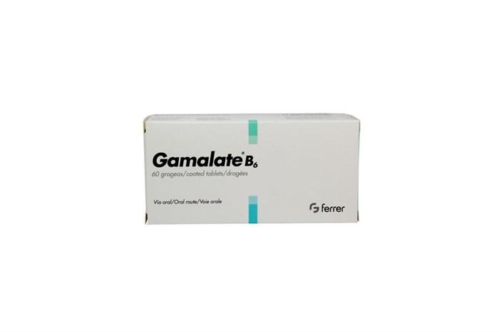 Thuốc điều trị suy nhược thần kinh Gamalate B6