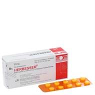 Thuốc trị đau thắt ngực Herbesser 30mg hộp 100 viên