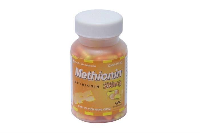 Thuốc Methionin 250mg