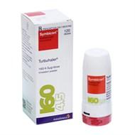 Bột hít trị hen Symbicort Turbuhaler 160/4.5mcg 120 liều