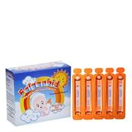 Dung dịch uống giảm đau, hạ sốt cho trẻ em Falgankid 160 hộp 20 ống