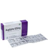 Thuốc kháng sinh Augtipha 625mg 20 viên