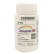 Thuốc điều trị tiểu đường Janumet XR 100/1000mg 28 viên