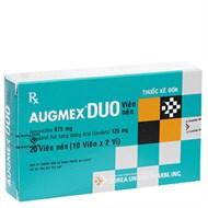 Thuốc kháng sinh Augmex Duo...