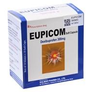 Thuốc giảm đau, kháng viêm Eupicom 300mg 100 viên