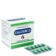 Thuốc Calcium D RP hộp 100...