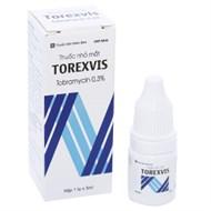 Thuốc nhỏ mắt Torexvis 0.3% chai 5ml