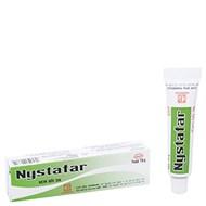 Kem bôi trị nấm Nystafar 10g