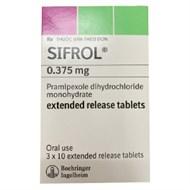 Thuốc Sifrol 0.375mg hộp 30...