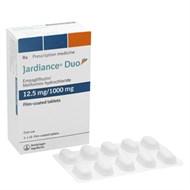 Thuốc trị tiểu đường Jardiance Duo 12.5mg/1000mg hộp 30 viên