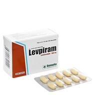 Thuốc Levipiram 500mg hộp 50 viên